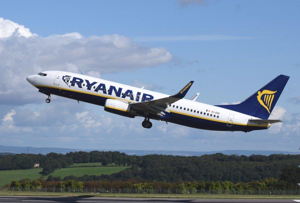 Normas equipaje de mano Ryanair
