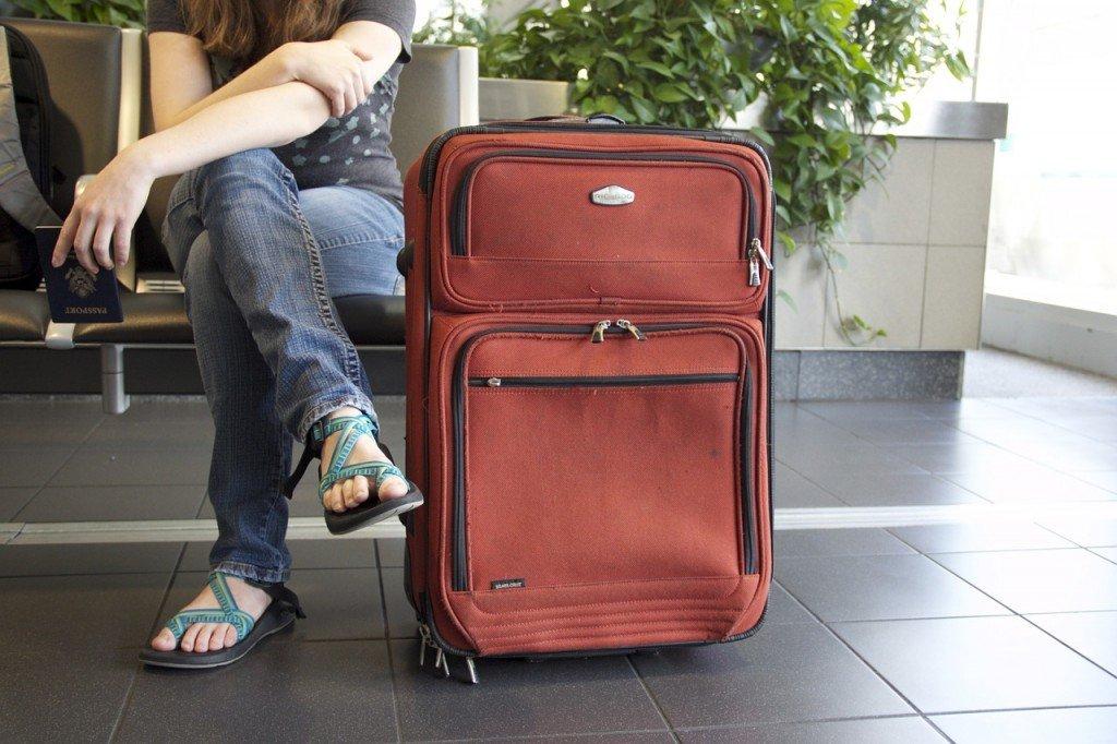 Cosas prohibidas en el equipaje de mano