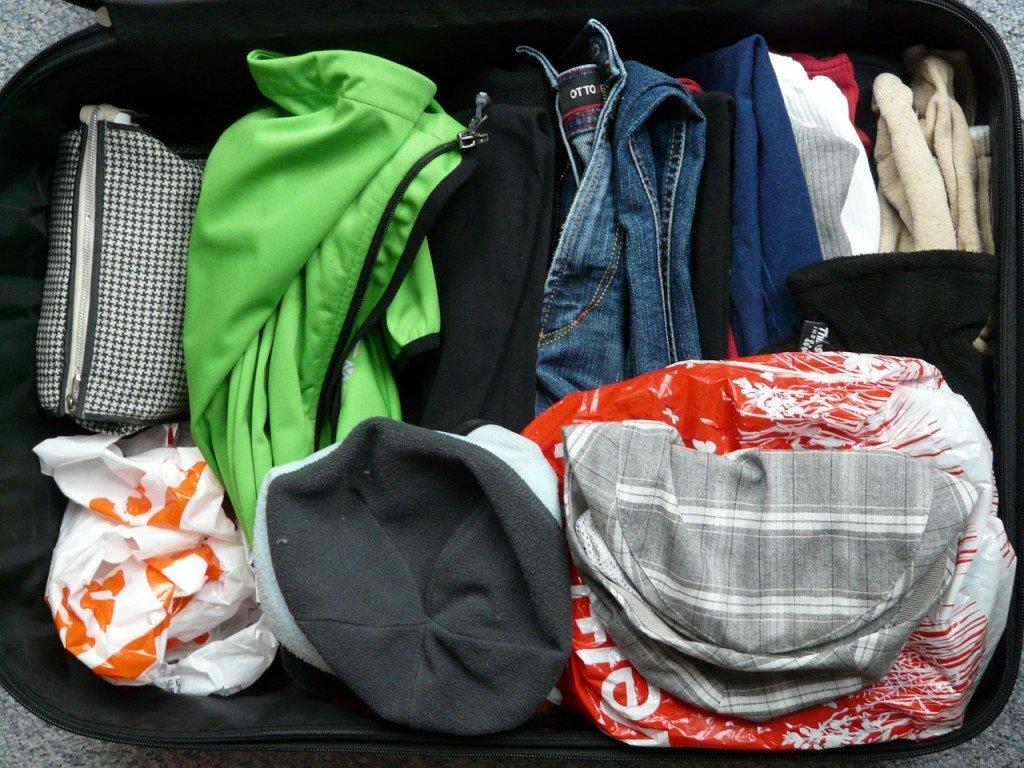 Líquidos equipaje de mano