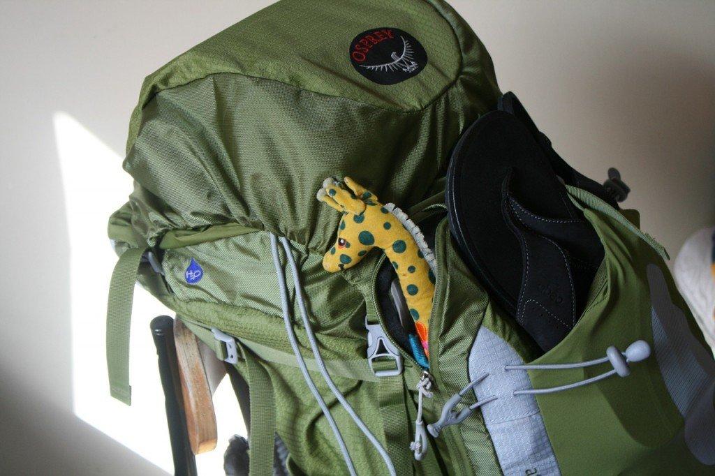 Mochila para equipaje de mano