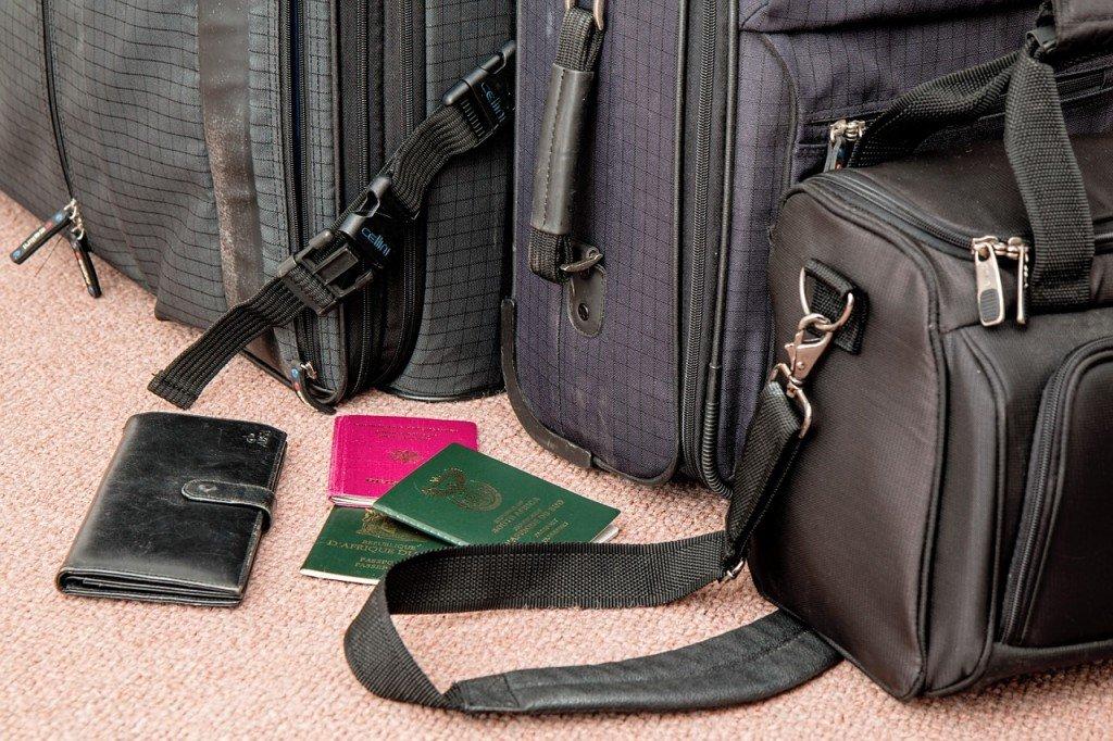 Tipos de maletas aceptadas como equipaje de mano