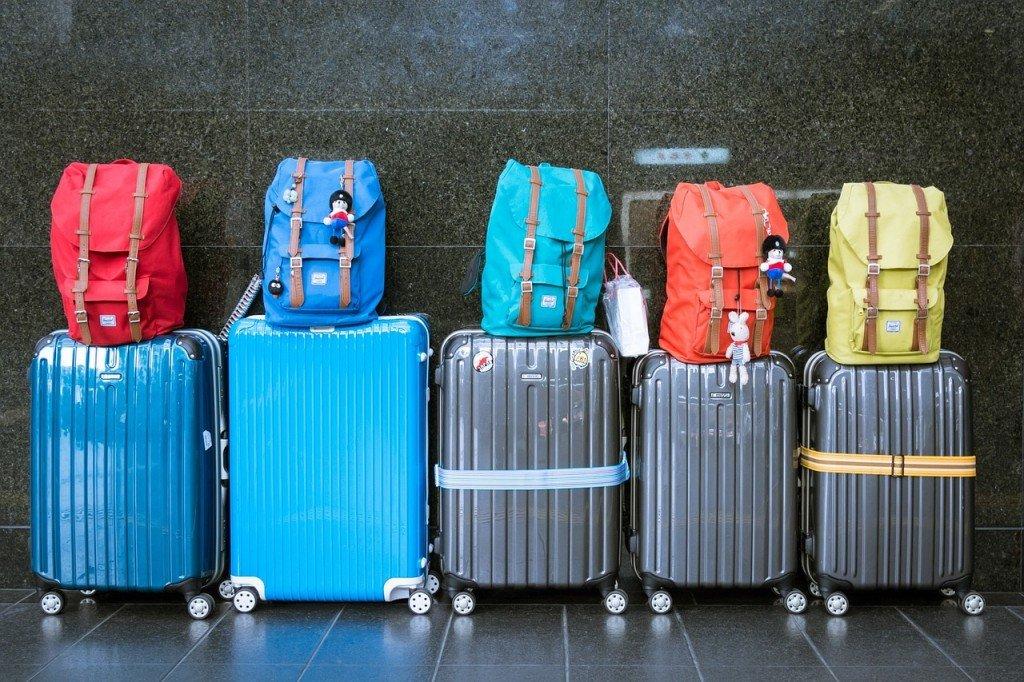 Elegir maleta avión