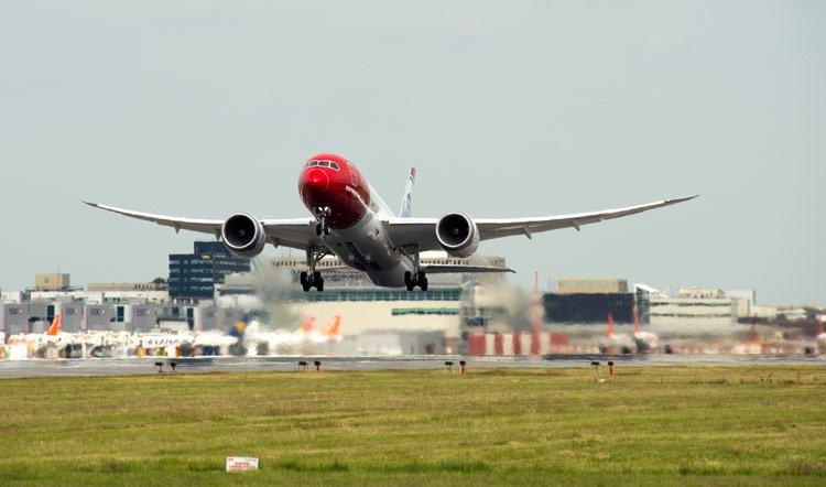 Equipaje de mano para viajar con Norwegian Airlines