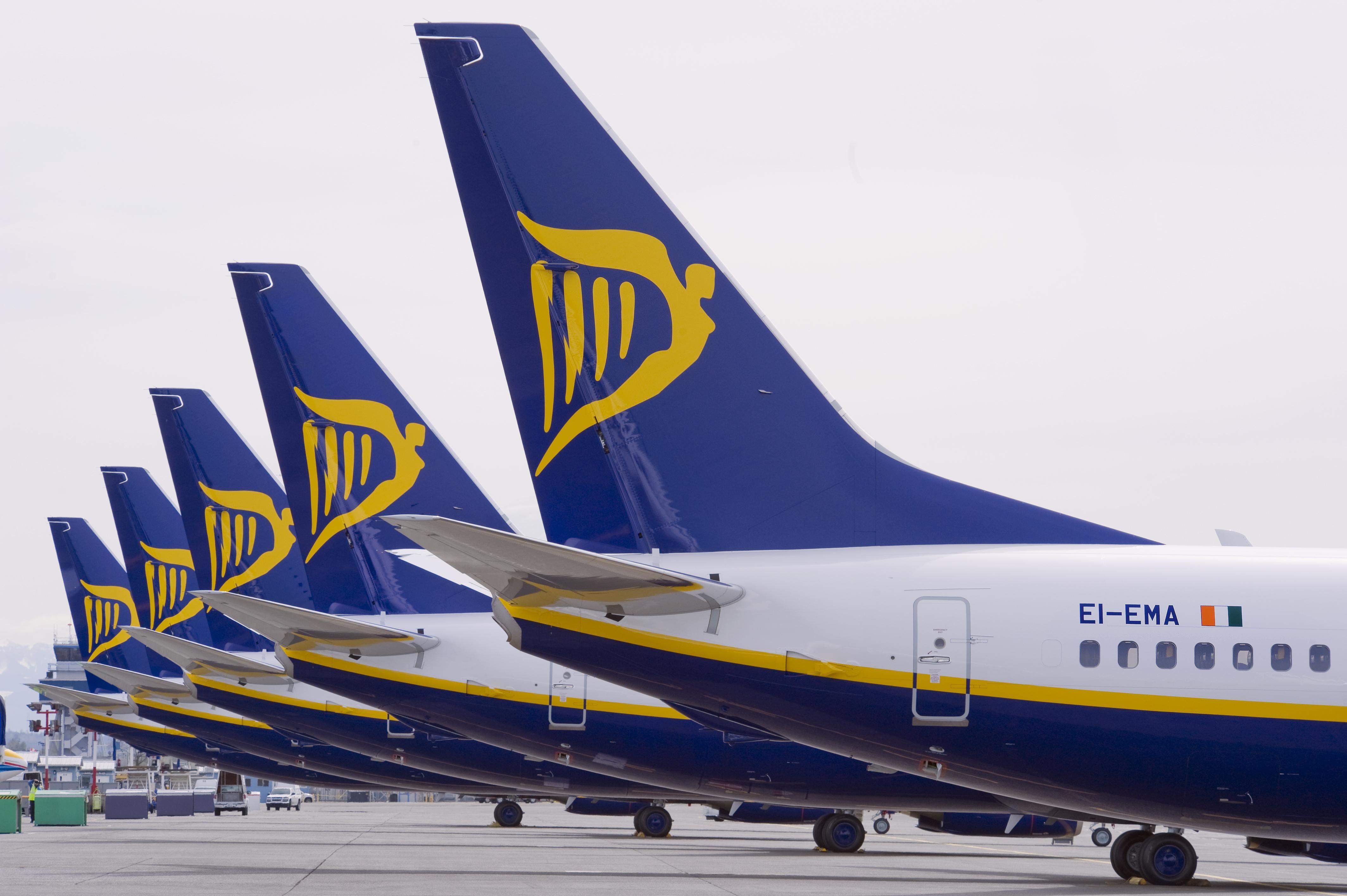 Nuevas cancelaciones de Ryanair