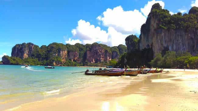 Maleta para Tailandia