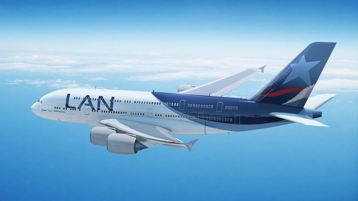 Equipaje permitido para viajar en Lan Airlines