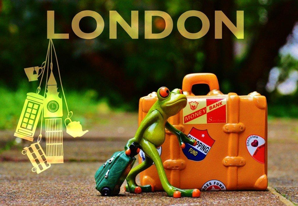 Qué llevar en la maleta para viajar a Londres