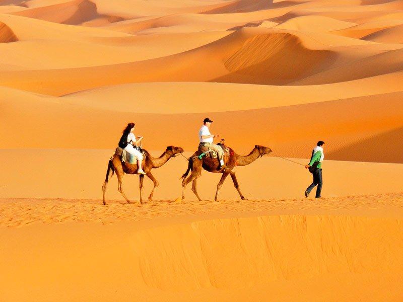 Ropa para viajar a Marruecos