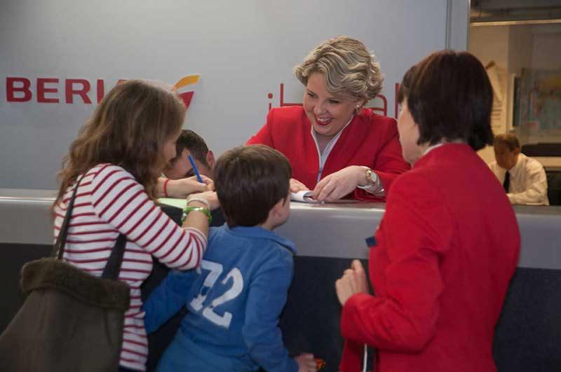 Viajar con niños y bebés en Iberia