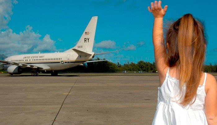 Equipaje permitido niños avión