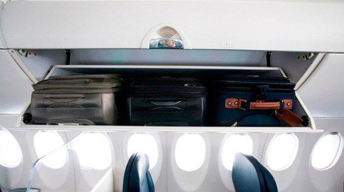 medidas y peso equipaje cabina