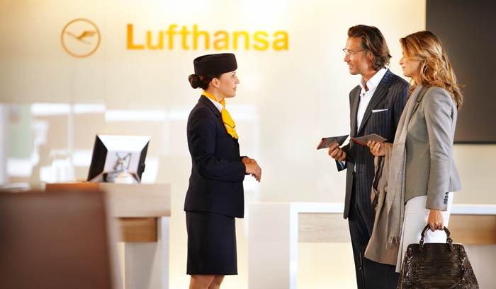 Equipaje Lufthansa