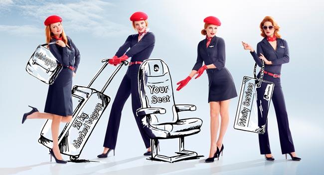 Equipaje permitido vuelos con air berlin
