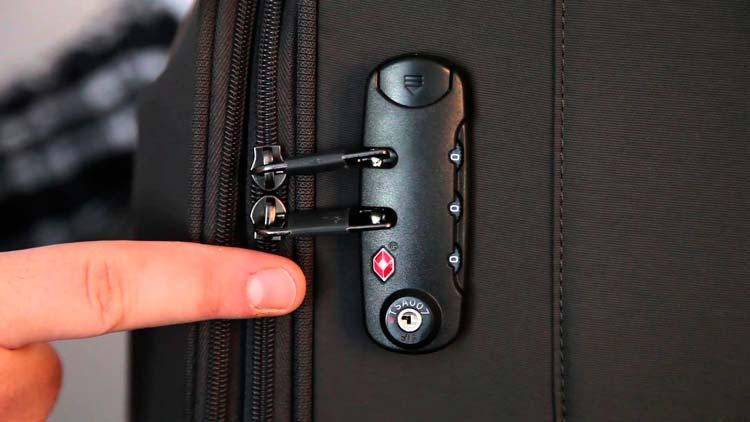 Qué son y cómo funcionan los candados TSA para maletas