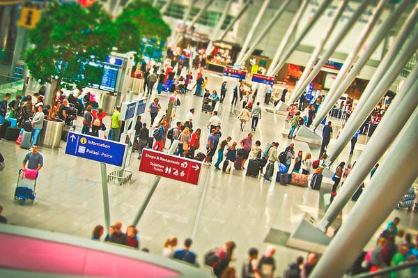 devolución impuestos aeropuerto extranjero