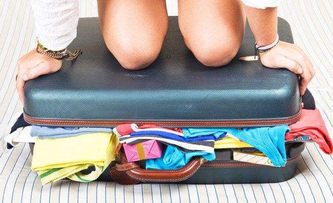 cómo meter todo en una maleta de mano