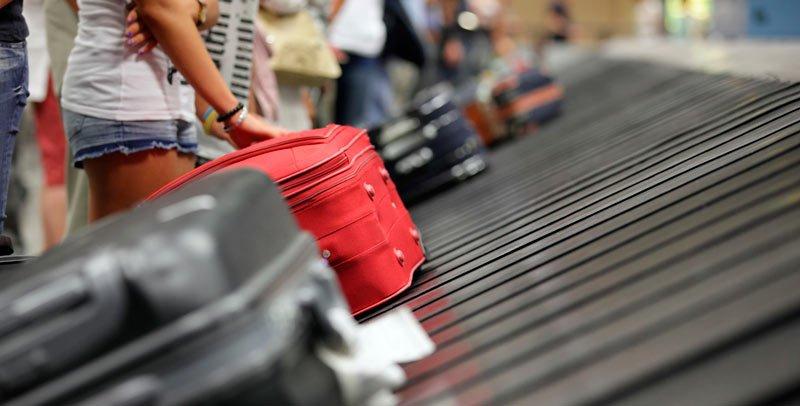 llevar alimentos en el equipaje de mano