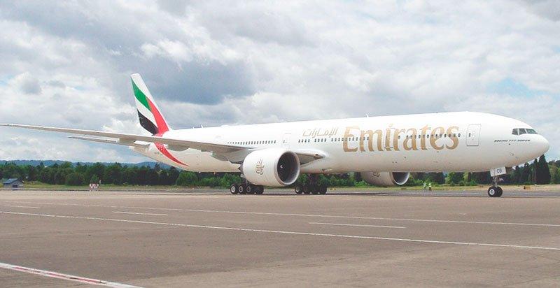Equipaje de mano en fly emirates