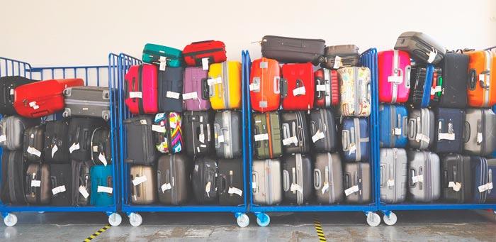 cómo enviar equipaje a otro país