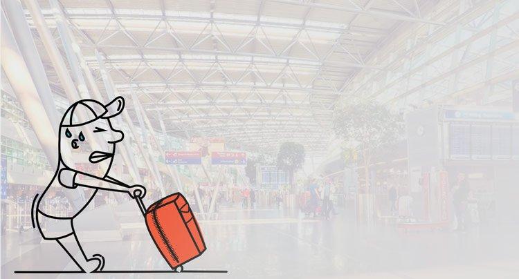 cómo enviar maletas
