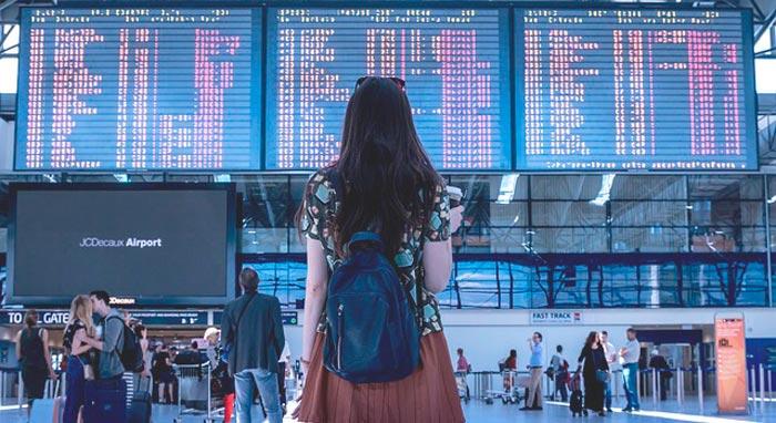 reclamar un vuelo cancelado o retrasado