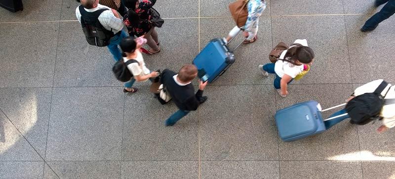 declaración de responsabilidad equipaje aeropuerto