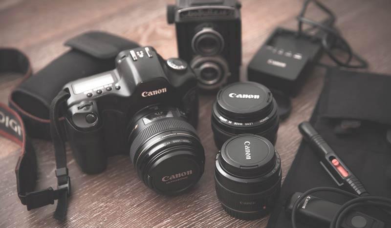 llevar equipo fotografía equipaje de mano