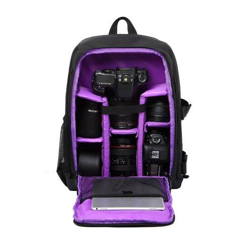 dónde comprar mochila barata llevar cámara equipaje
