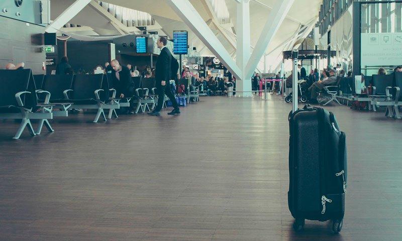 viajar barato aeropuertos