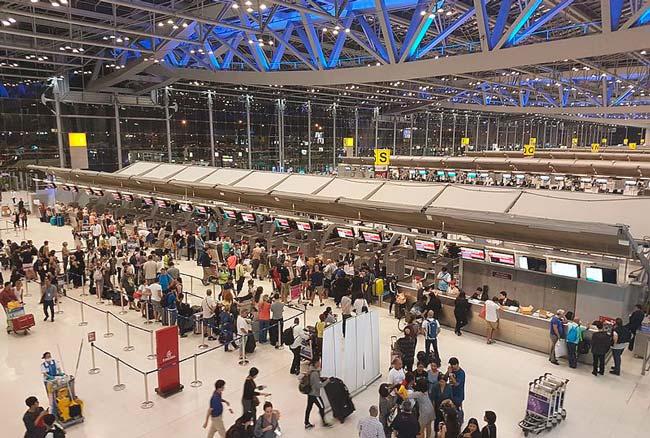 Aeropuerto bangkok ranking mejores aeropuertos