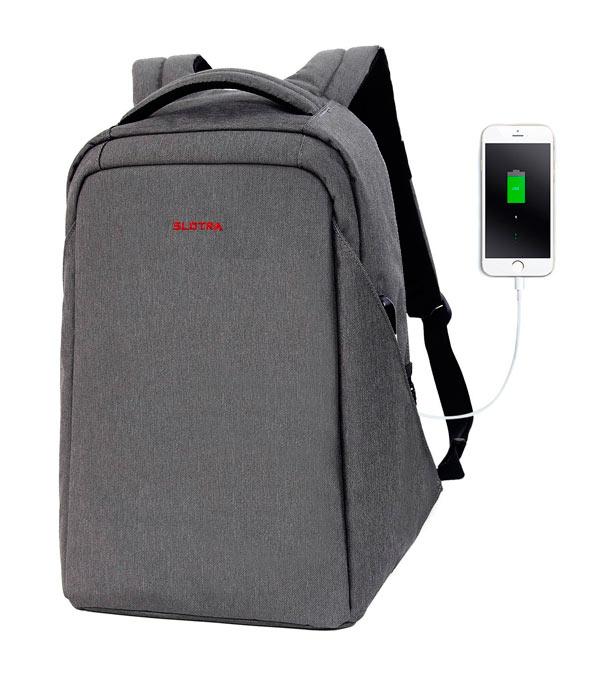 mochila antirrobo para viajar