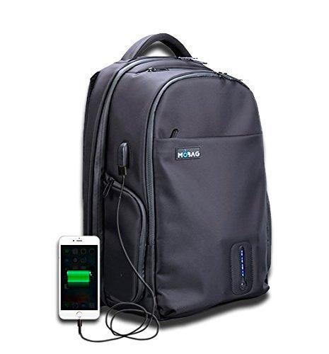 mochila con bateria y usb