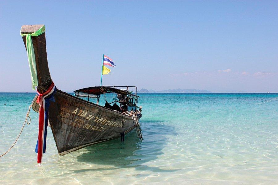 mejor guía viaje Tailandia pdf