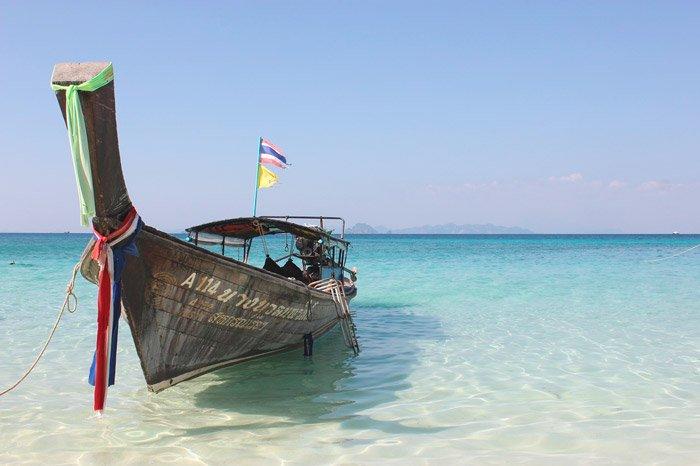 viajar a tailandia luna de miel