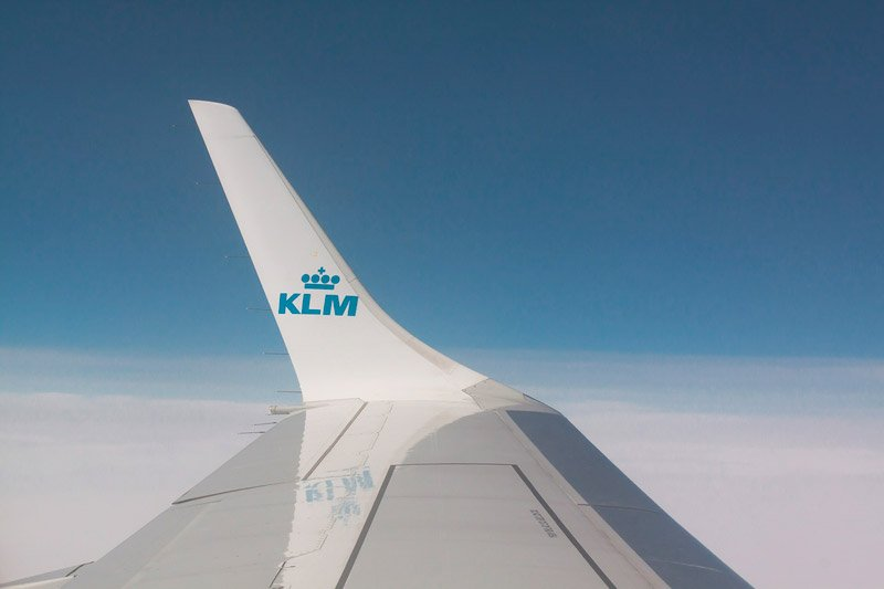 ¿Cuánto equipaje se puede llevar en la aerolínea KLM?