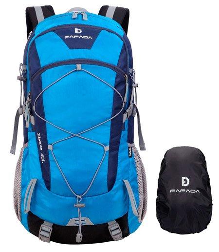 mejor mochila 44l impermeable