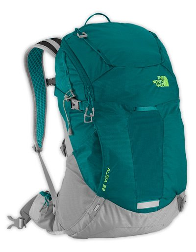 mochila trekking senderismo mujer