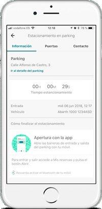 aparcar en aeropuertos app elparking