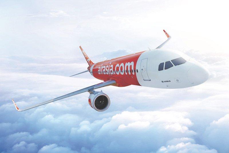 ¿Cuánto equipaje se puede llevar en la aerolínea AirAsia?
