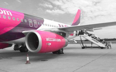 ¿Cuál es el equipaje permitido en la aerolínea Wizz Air?