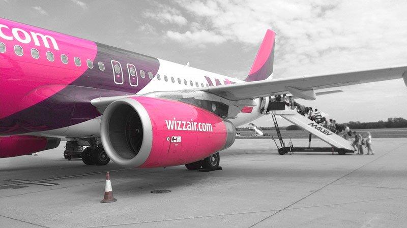 equipaje permitido en wizz air