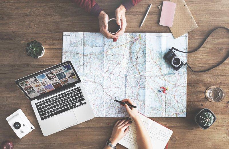 Cómo organizar y planificar un viaje barato por tu cuenta