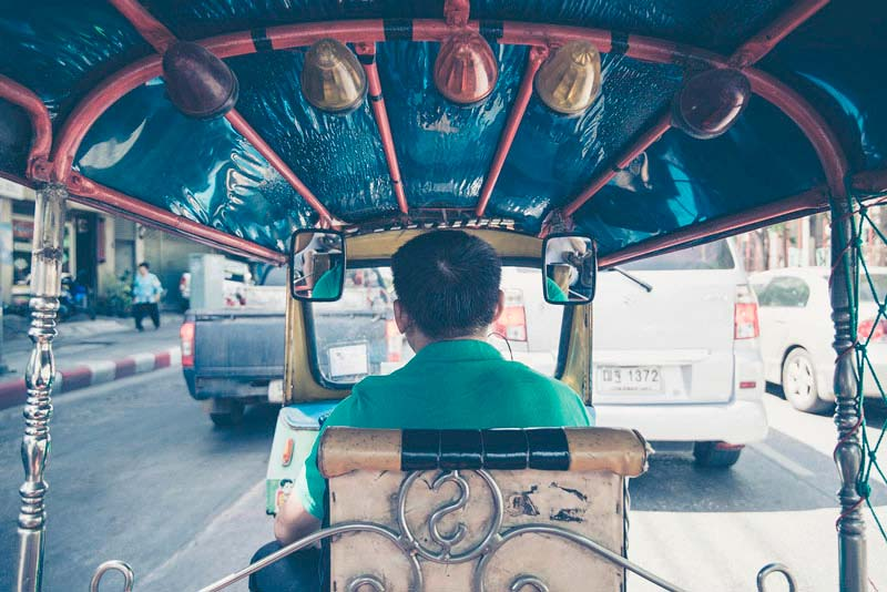 viajar a Tailandia información