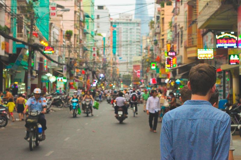 viajar por libre a Tailandia información y consejos