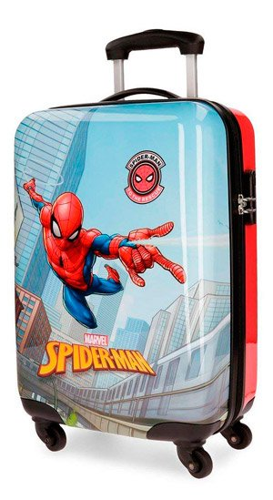 maleta niños spiderman