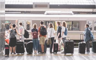 Cómo preparar el equipaje para un viaje de larga duración