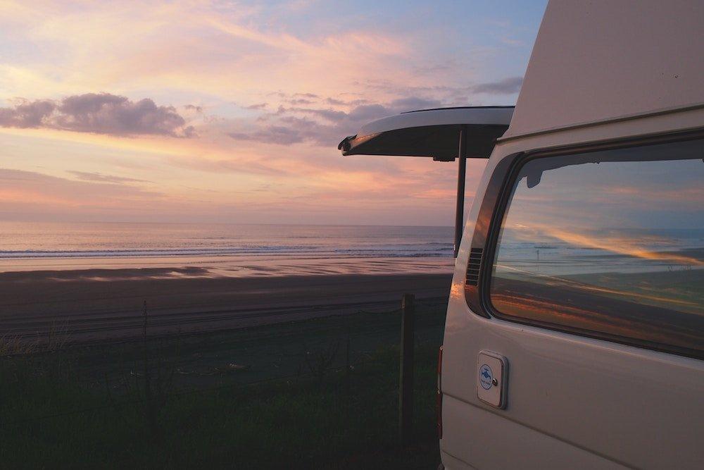 viajar a nueva zelanda en campervan