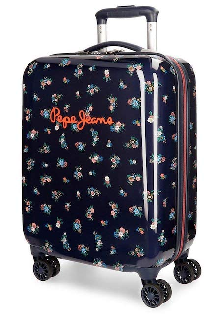 maleta cabina pepejeans