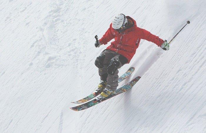 Esquiar Sierra Nevada familia