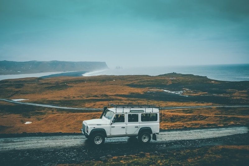 viajar a Islandia 4x4
